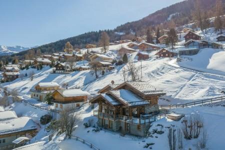 Switzerland Ski Accommodation