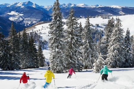 USA Ski Accommodation