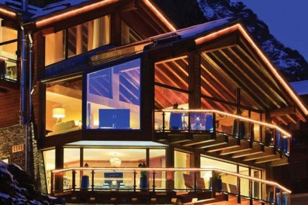 Self Catered Ski Chalets