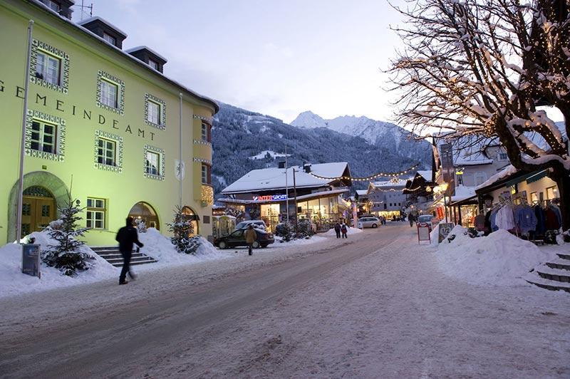 Mayrhofen / Zillertal area